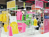 An all-in-one retail store that ships flat and can be assembled in minutes.  Our most revolutionary product line ever!  This group of products includes; retail clothing racks, accessory risers, shoe displays, a mobile fitting room and much more!  This wholesale fixture system is also available with special bulk pricing for large quantity requests.